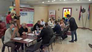 LAGs from Vojvodina Region at the Meeting in Kula