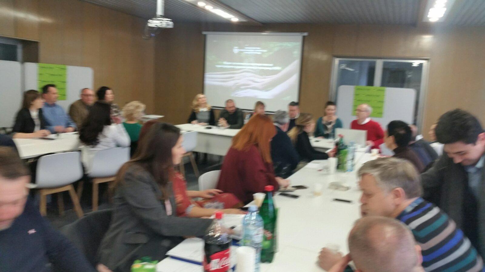 Zajednički sastanak Partnerstava za teritorijalni ruralni razvoj u okviru Leader mere u Srbiji