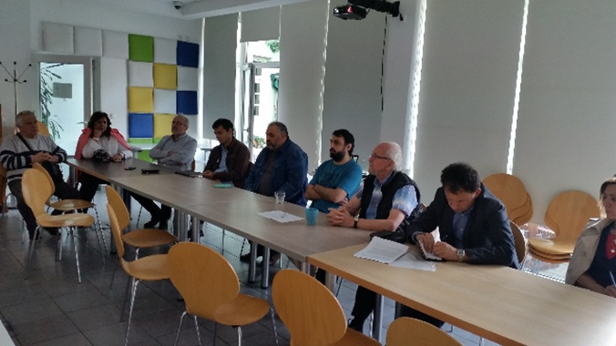 Working meeting in Sremski Karlovci